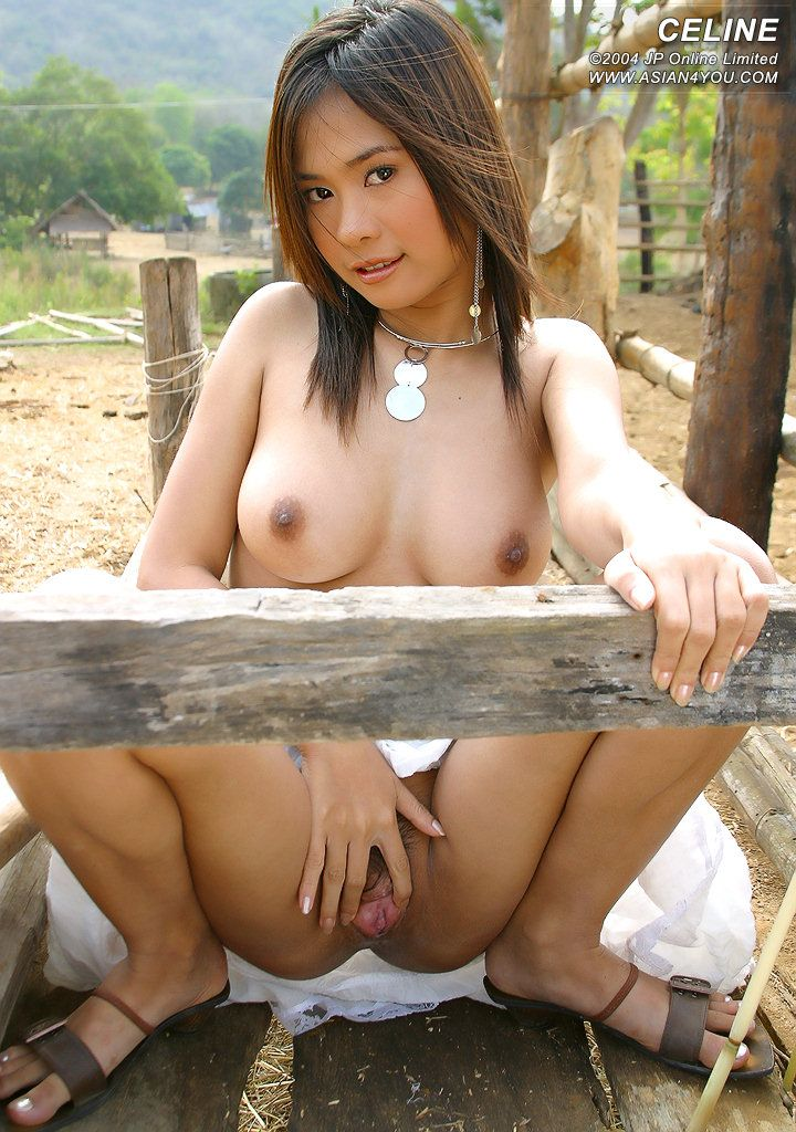 Japanese nude girl farm