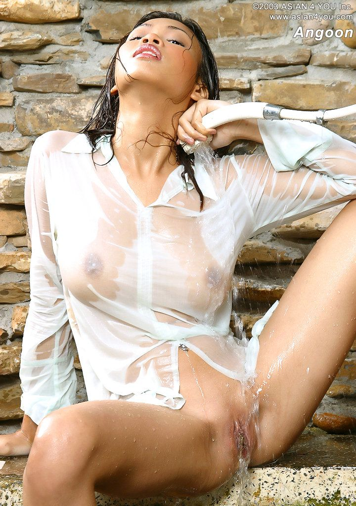 Asian Wet Shirt 43
