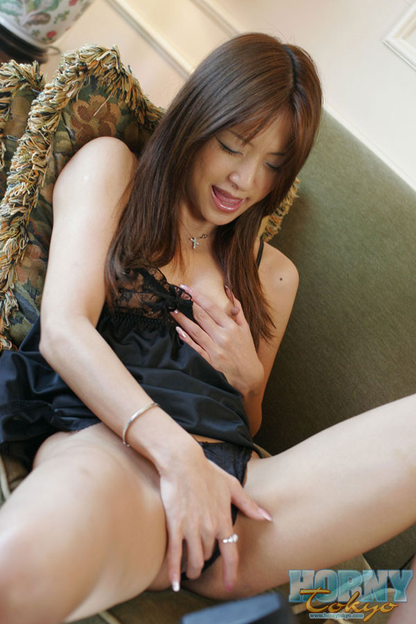 A horny asian girl who loves anal dp with ac - 1 2