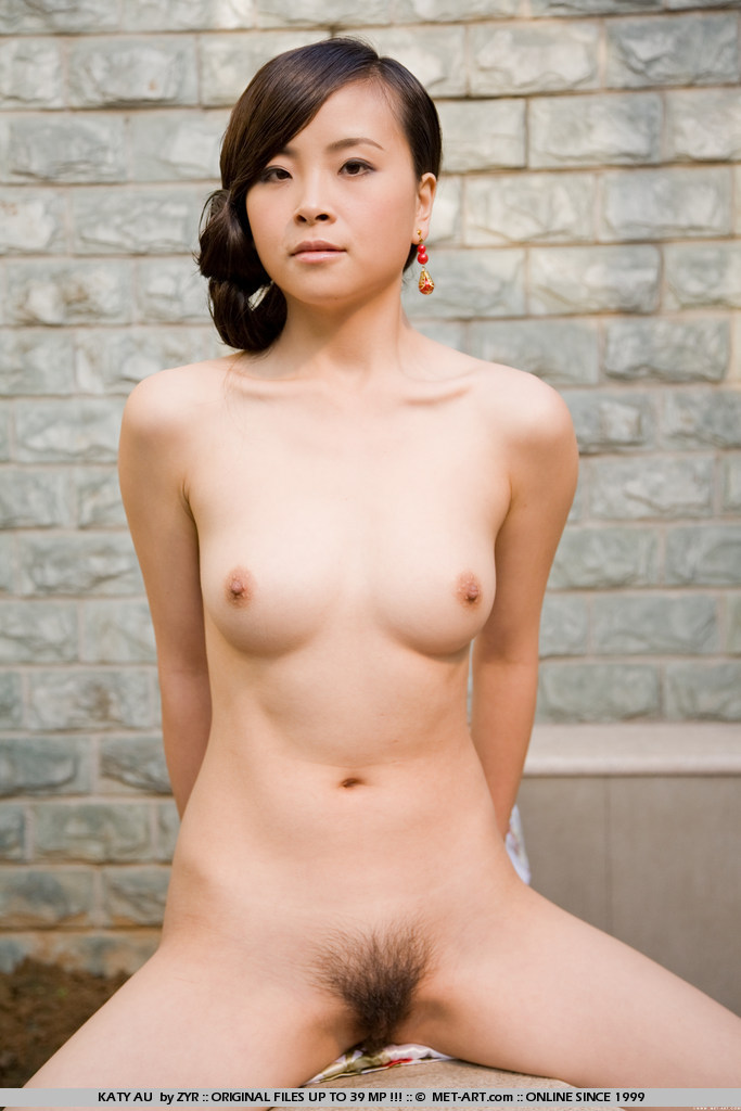 naked herself asian girl