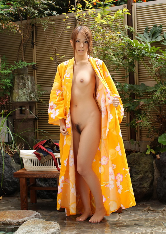 Have nude japanese girl kimono opinion you