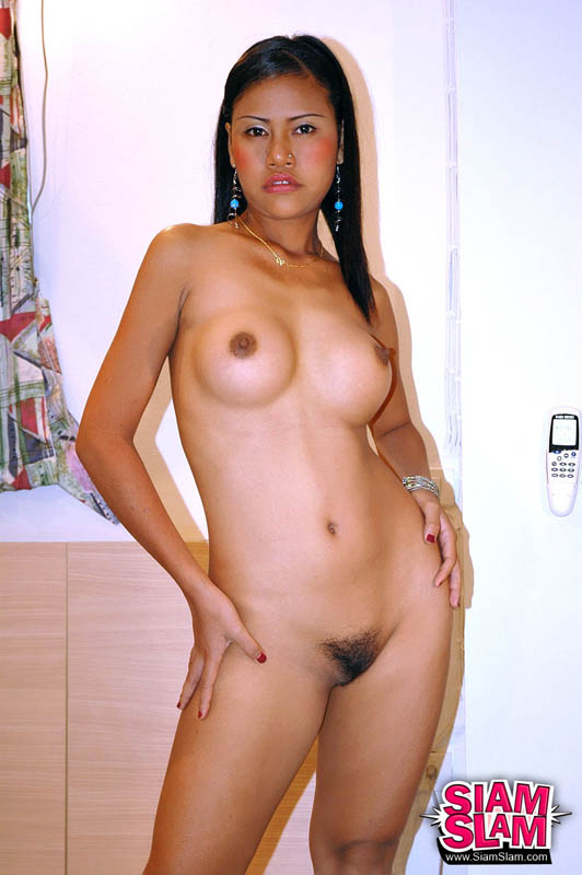 Fat thai chick naked