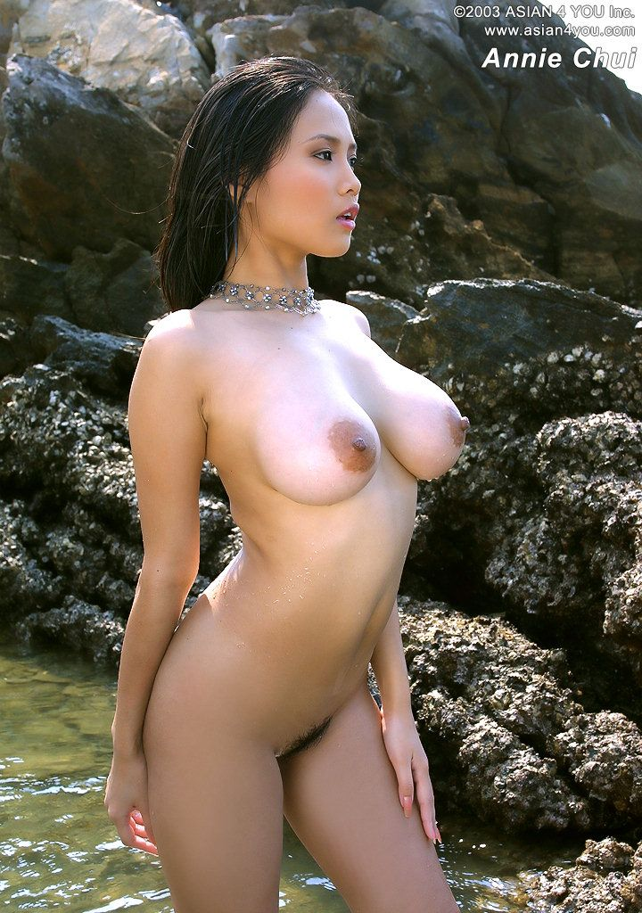 Nude asian womem