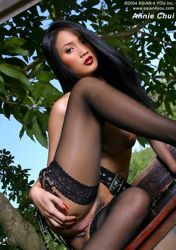 In asian sexy outfits females